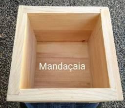 CAIXAS PARA ABELHAS MANDAÇAIA