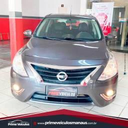 Nissan versa 1.6 sl aut 2017
