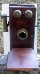 Telefone de Parede da Antiga Cia Tel Brasileira