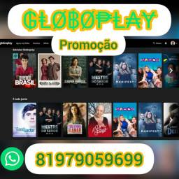 Promoção Globopla.y 3 meses por 25