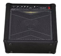 Amplificador O'Neal OCB 400 Combo 120W preto 120V/220V