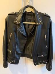 Jaqueta de couro perfecto