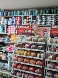 Vendo loja de armarinhos no São Braz