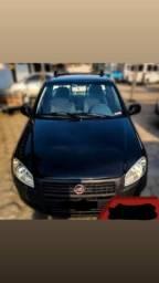 Fiat strada 1.4 working flex 2p. Ano:2013. Cor:Preto