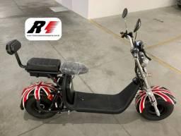 Moto Elétrica Scooter 1.500w