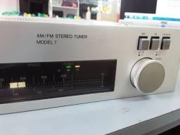 Gradiente sintonizador rádio