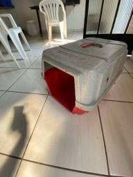 Caixa de transporte tamanho médio