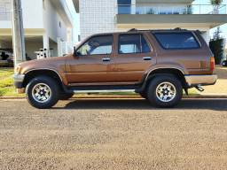 Toyota Hilux SW4 ano 1994 (Raridade)