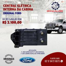 CENTRAL ELÉTRICA INTERNA DA CABINE ORIGINAL FORD