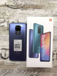 REDMI NOTE 9 - 128gb, 4Gbram NOVO