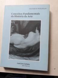 Livro Conceitos Fundamentais da História da Arte - Wolfflin