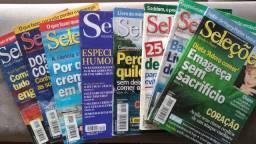 Revista SELEÇÕES 2002 a 2005(48ex)