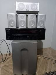 Home Theater Kenwood Vr-605