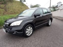 Honda cr-v exl 2.0 gasolina com teto solar e cambio automatico ano 2009