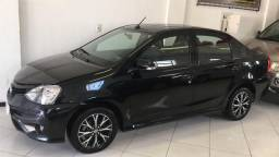 Etios Sedan Platinum Aut 2017