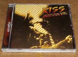 KISS - CD Live Memphis 1974
