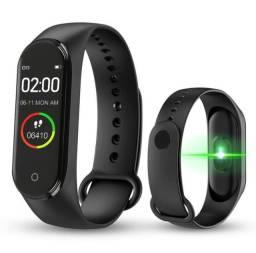 Relógio Inteligente Bluetooth M4/ Smartwatch Esportivo