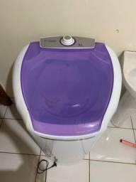 Máquina de lavar e centrifuga