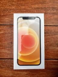 iPhone 12 MINI 128gb (branco) - LACRADO