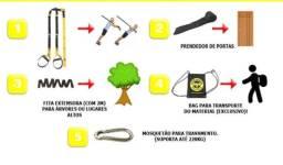 Kit Para Treino Funcional - Produto Para Ao Ar Livre Trx