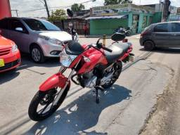 Honda fan 160 2019 entrada de R$ 2.200