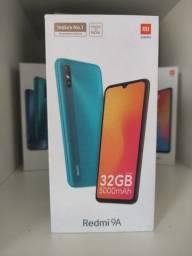 Toooop da Xiaomi! Redmi 9A 32 ..Novo Lacrado pronta Entrega