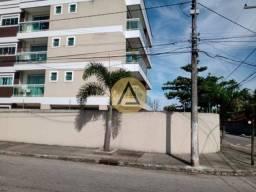 Excelente apartamento para venda no bairro Jardim Mariléa em Rio das Ostras/RJ