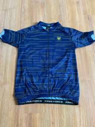 Camisa de Ciclismo Free Force