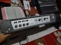 Interface profissional Digi002 Rack 08 canais conservada confira