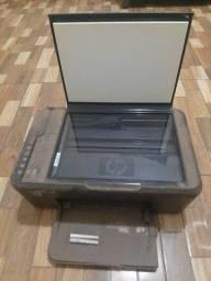 Impressora para retirada de peças.