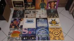 Discos de Vinil (Rock e Variados)