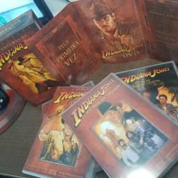 Indiana Jones (coleção Completa) Original
