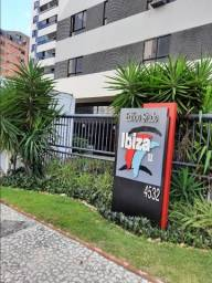 Flat na praia para temporada, quarto e sala, em Jaboatão, região Metropolitana de Recife
