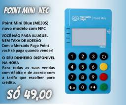 Nova Point Mini NFC Mercado Pago