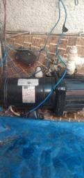 Conserto e manutenção de bombas d'água
