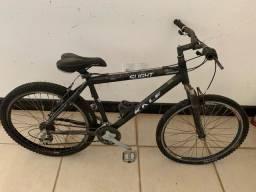 Vendo bicicleta com quadro KALF