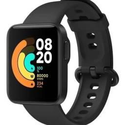 Smartwatch Xaiomi Mi Watch Lite com GPS e em Português