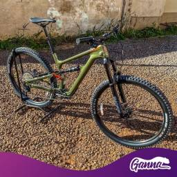 Bicicleta Cannondale Habit Carbon 2