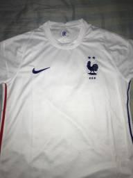 camisa nova da frança 2019/2020