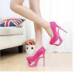 Sapato importado pink