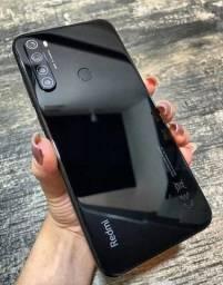 V/t Xiaomi note 8 128 Gb Preto - muito novo