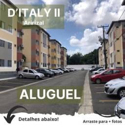Aluga-se apto D Italy Cohama