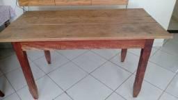 Mesa madeira maciça!