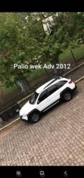 Fiat Palio Weekend Adventure 2012