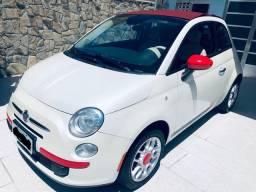 Fiat 500 conversivel   (repasse )