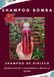 Shampoo para acelerar o crescimento