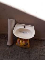Vendo lavatório..