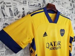 Camisa Boca Juniors 2020-21 Third-Uniforme 3