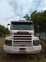 Vendo caminhão Scania
