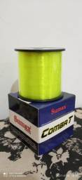 Linha de Pesca Monofilamento Sumax Fishing Combat 0.35mm 970m
